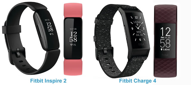 Fitbit Inspire 2 vs Fitbit Charge 4: Activity Tracker Shootout
