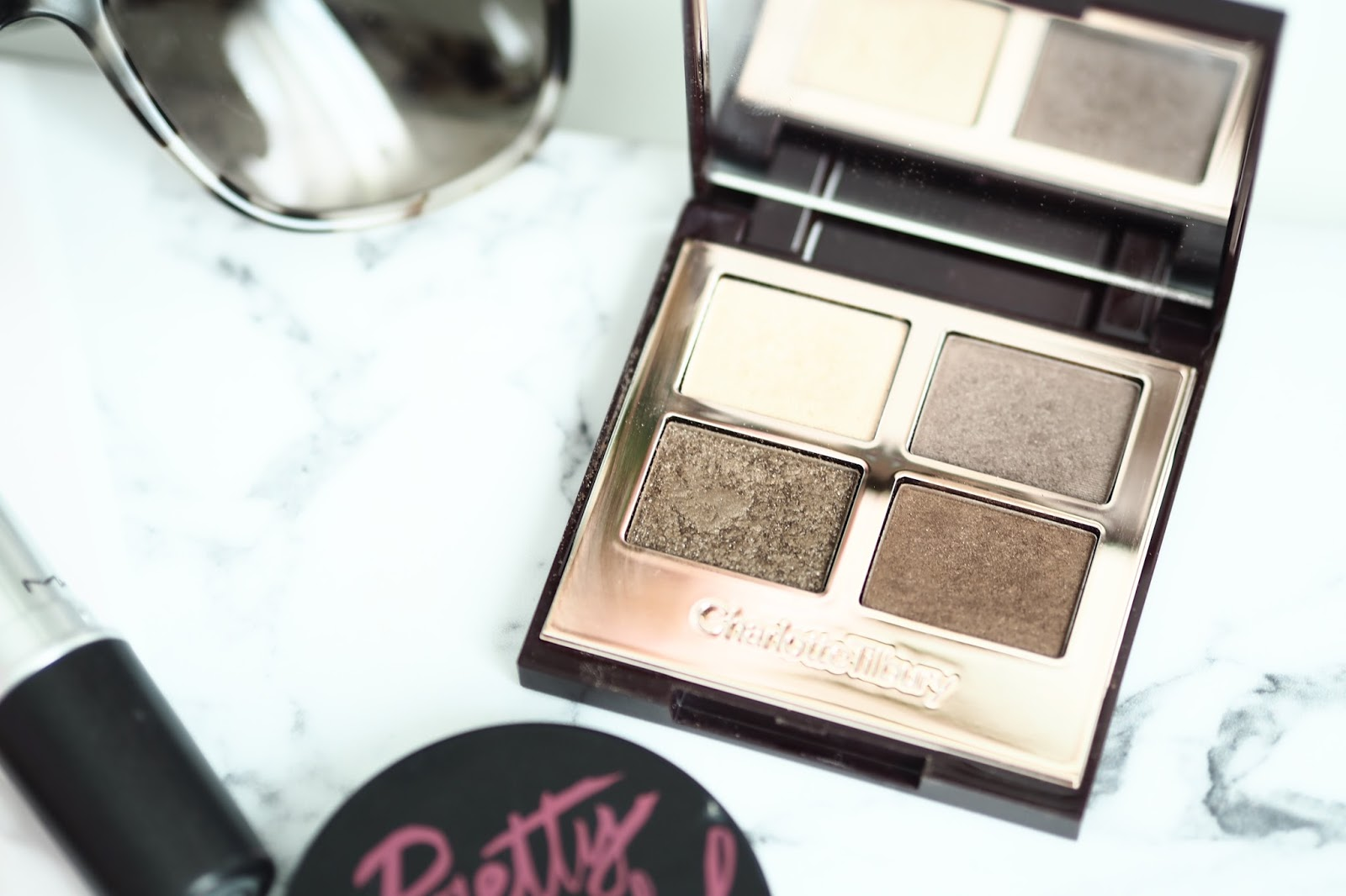 Charlotte Tilbury luxury palette golden goddess