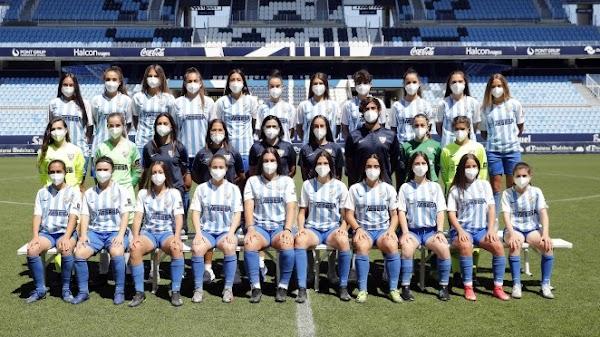 Málaga Femenino y Fútbol 7 posan por el cierre de curso