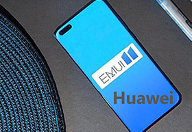 Huawei annonce officiellement EMUI 11