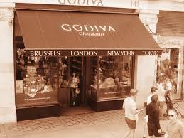 Godiva Chocolate Suite New York