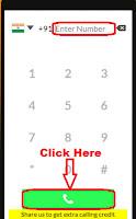 how to make free call to landline