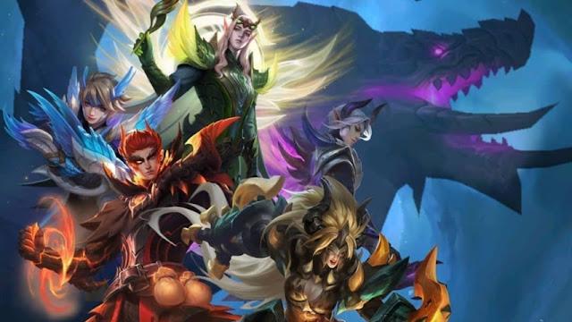 Player Aktif Mobile Legends 2020