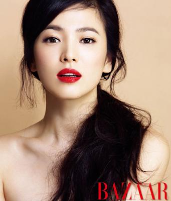 Jang Nara Artis Cantik Korea Yang Awet Muda