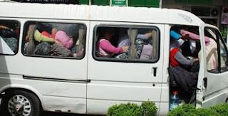 Komik minibüs diyalogları