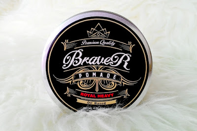 Brever Pomade Royal Heavy