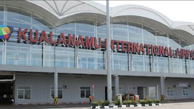 H-1 Larangan Mudik 6 Mei, Penumpang di Bandara Kualanamu Meningkat
