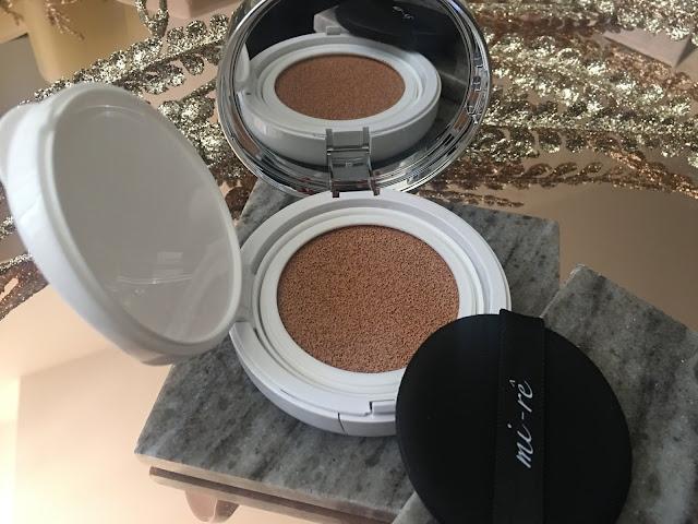 (K-Beauty) Le Bibi Nova de Mi-rê Cosmetics un cushion alliant le make-up et le soin