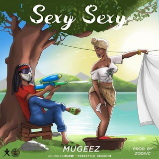 """Ghanaian Singer Mugeez Of Duo Singer R2Bees Is Here With His Solo Single Which Officially Drops Today And He Titled This Amazing Song """"Sexy Sexy""""."""