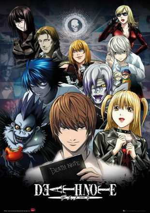 Death Note 2006 HDRip 720p Dual Audio Hindi English