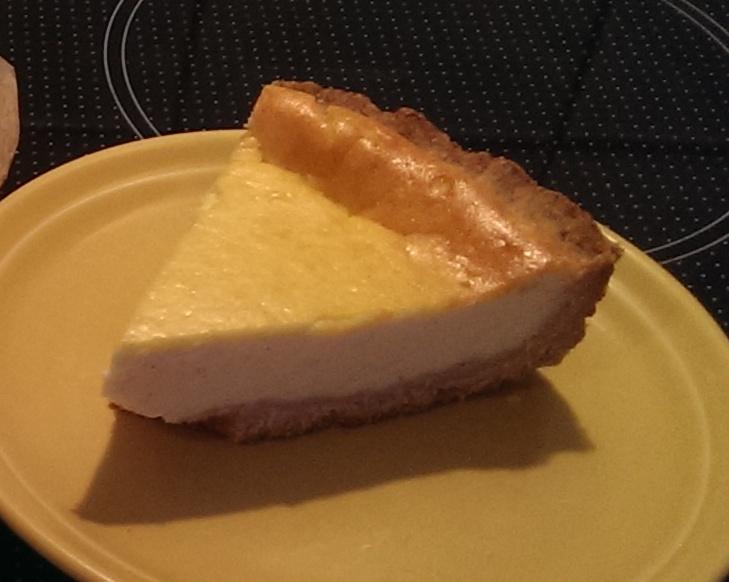 simple vanilla cheesecake