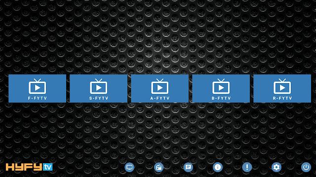 تحميل حمل تطبيق Hyfytv الأصدار الجديد لمشاهدة القنوات المشفرة