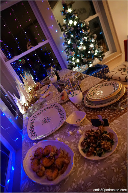 Nuestra Cena de Nochebuena 2020