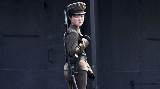Corea del Norte entrena un Ejército de sexys espías