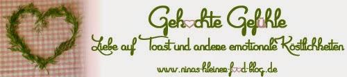 Blog-Event: Gekochte Gefühle – Liebe auf Toast und andere emotionale Köstlichkeiten