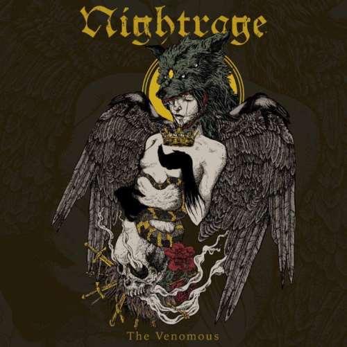 "NIGHTRAGE: Ακούστε το νέο τους κομμάτι ""Affliction"""