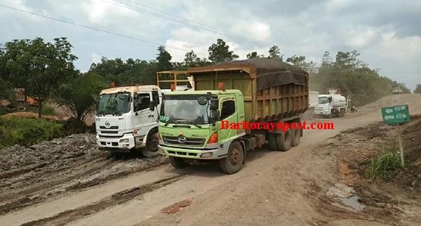 Pengelolaan Jalan Hauling Pertamina, Dorong Percepatan Pembangunan Bartim