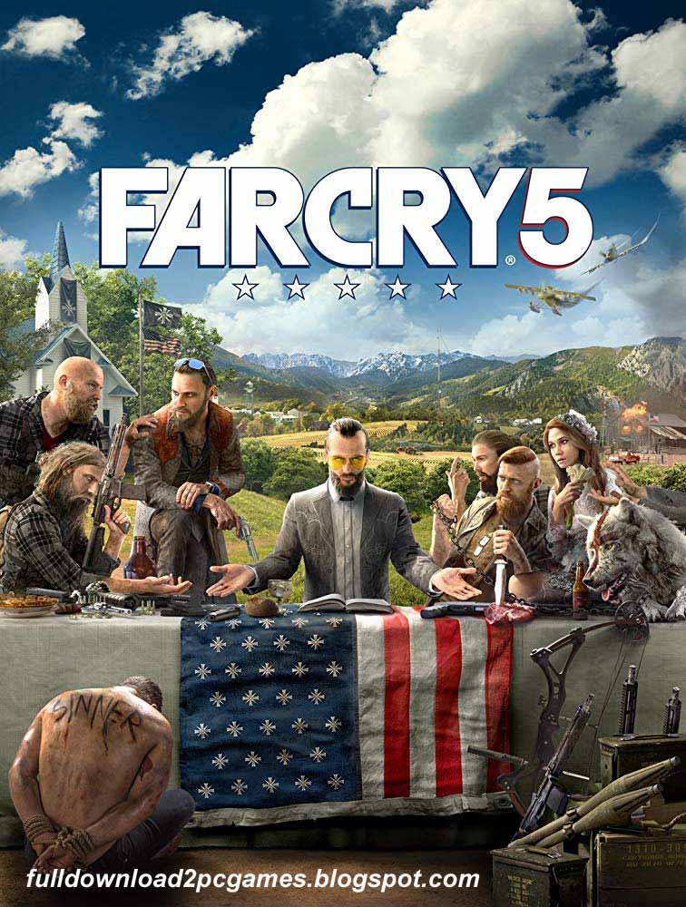 Far Cry 5 Free Download PC Game