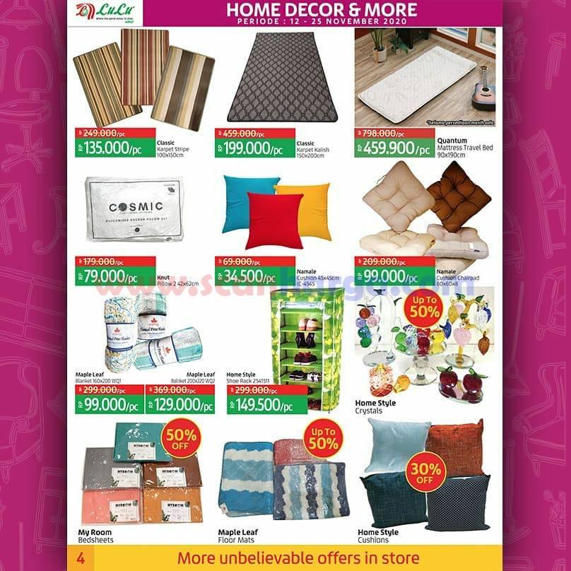 Katalog Promo LULU Supermarket 12 - 25 November 2020 4