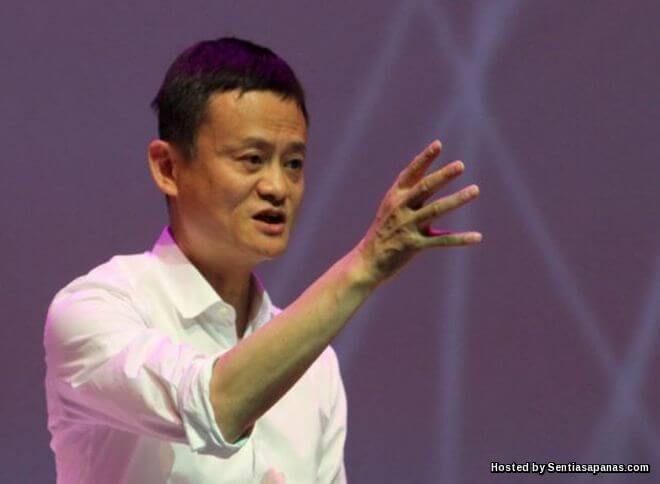 Dalam Bisnes Jual Beli Hargai Orang Asing, Itu Pesanan Jack Ma