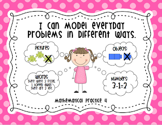 Common Core Math Posters FREEBIE