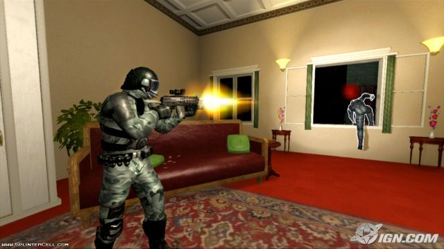 Splinter Cell Double Agent PC Full Español Descargar ISO DVD9