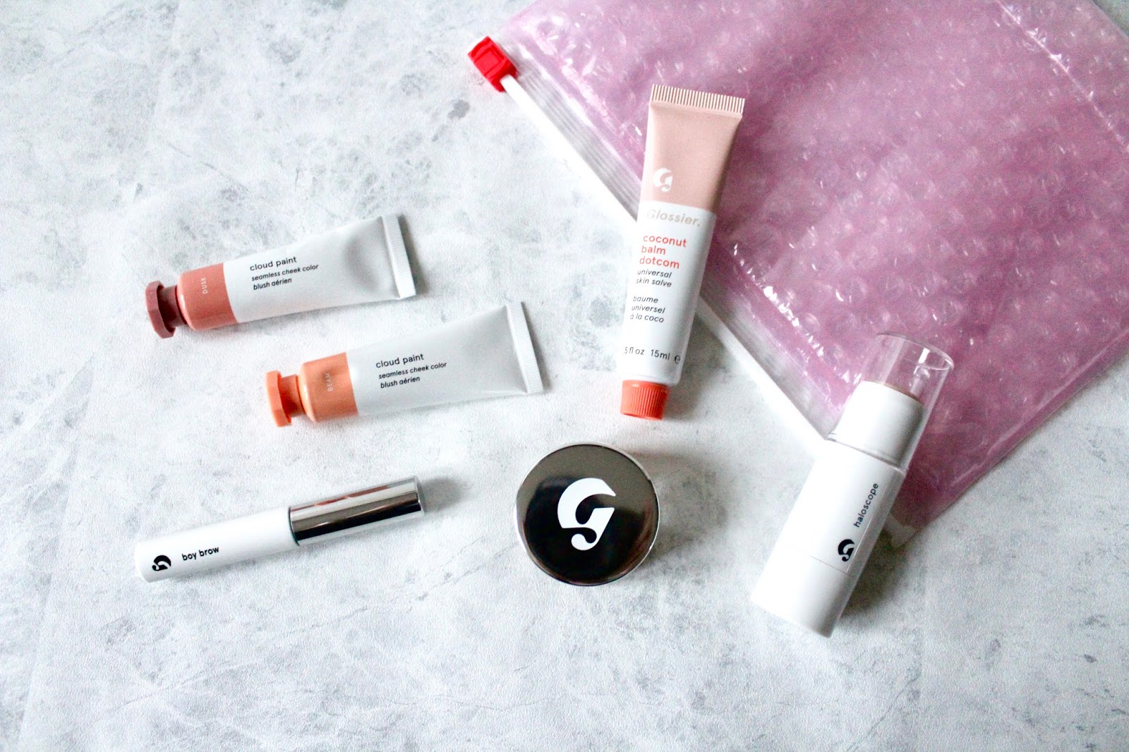 Glossier Haul & First Impressions