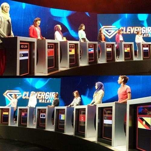clever girl malaysia 2016 episod 3 minggu 3 pusingan 3, gambar clever girl malaysia 2016 tv3, tugasan clever girl malaysia 2016 pusingan ketiga, pemenang dan peserta tersingkir clever girl malaysia 2016 episod 3