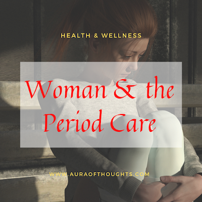 Woman Period care - AuraOfThoughts
