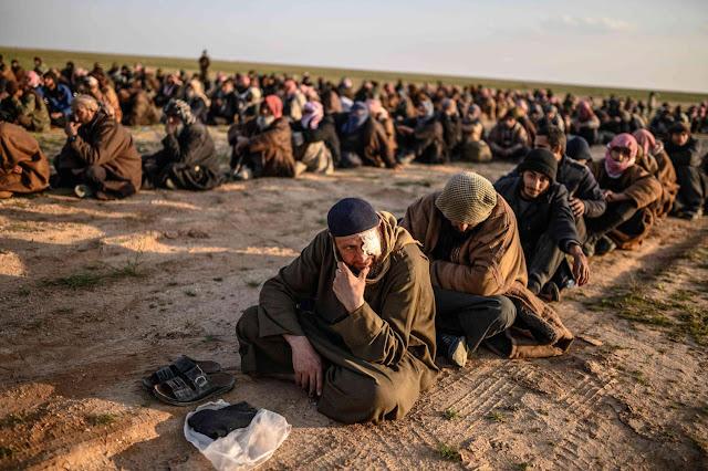 داعش.. شواهد الأفول وأوهام الامتداد