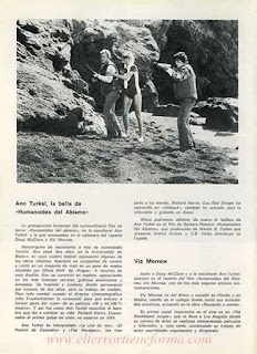 Humanoides del Abismo / Guía publicitaria CB Film / 03