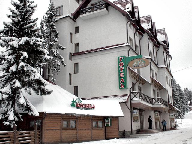 Буковель отель Горганы готель Горгани hotel Gorgany Bukovel