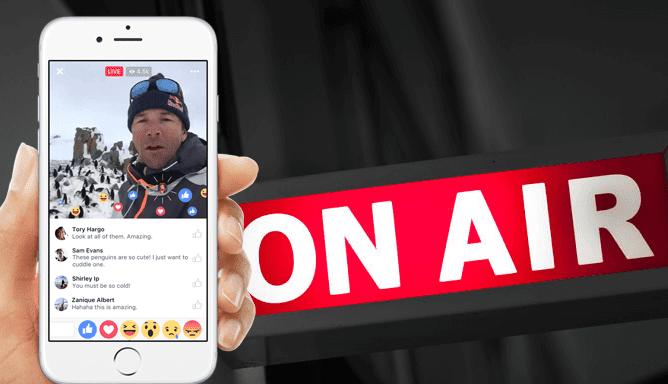 Como facebook live pode lhe ajudar a criar engajamento