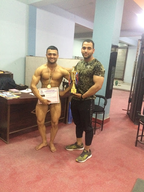 Prem Singh Phartyal Towords Bodybulding and Fitness