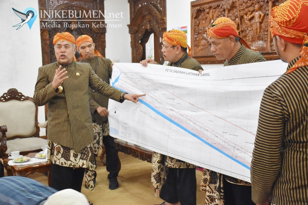 Titik Terang Konflik Urut Sewu, TNI Bersedia Menggeser Pagar yang Menjorok ke Tanah Rakyat