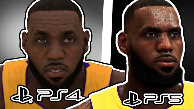 NBA 2K21 vs NBA 2K20: Graphics