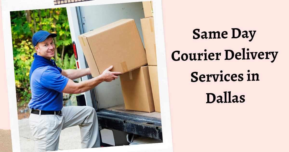Importance of courier services in the business