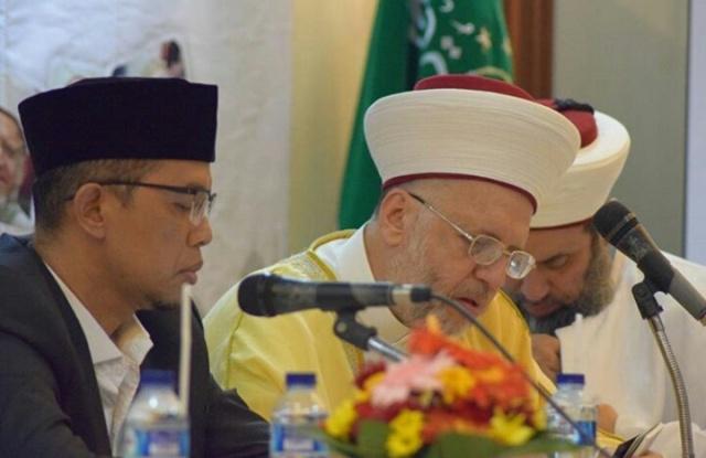 Ulama Lebanon: Jaga Indonesia yang Damai ini dari Aliran Menyimpang dan Radikalisme