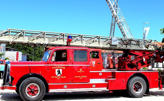Ilustrasi mobil pemadam kebakaran. Foto : Pixabay.
