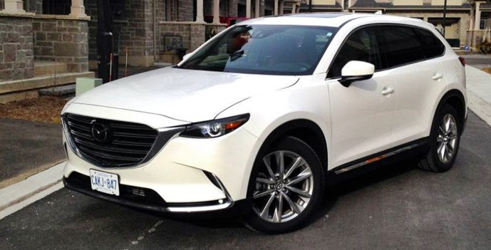 2018 Mazda Cx 9 Changes Diesel Engine Price >> 2018 Mazda CX-9 Release date, Pictures, Specs, Changes