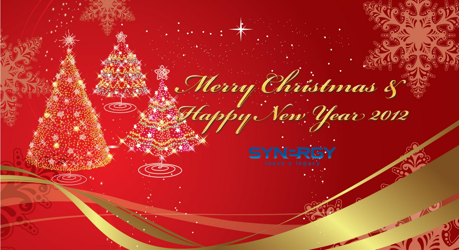 Merry Christmas amp Happy New Year . 1600 x 872.Happy Christmas And New Year In Polish