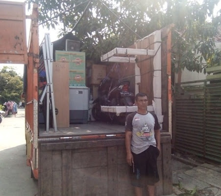 Sewa Truk Jakarta Kebumen