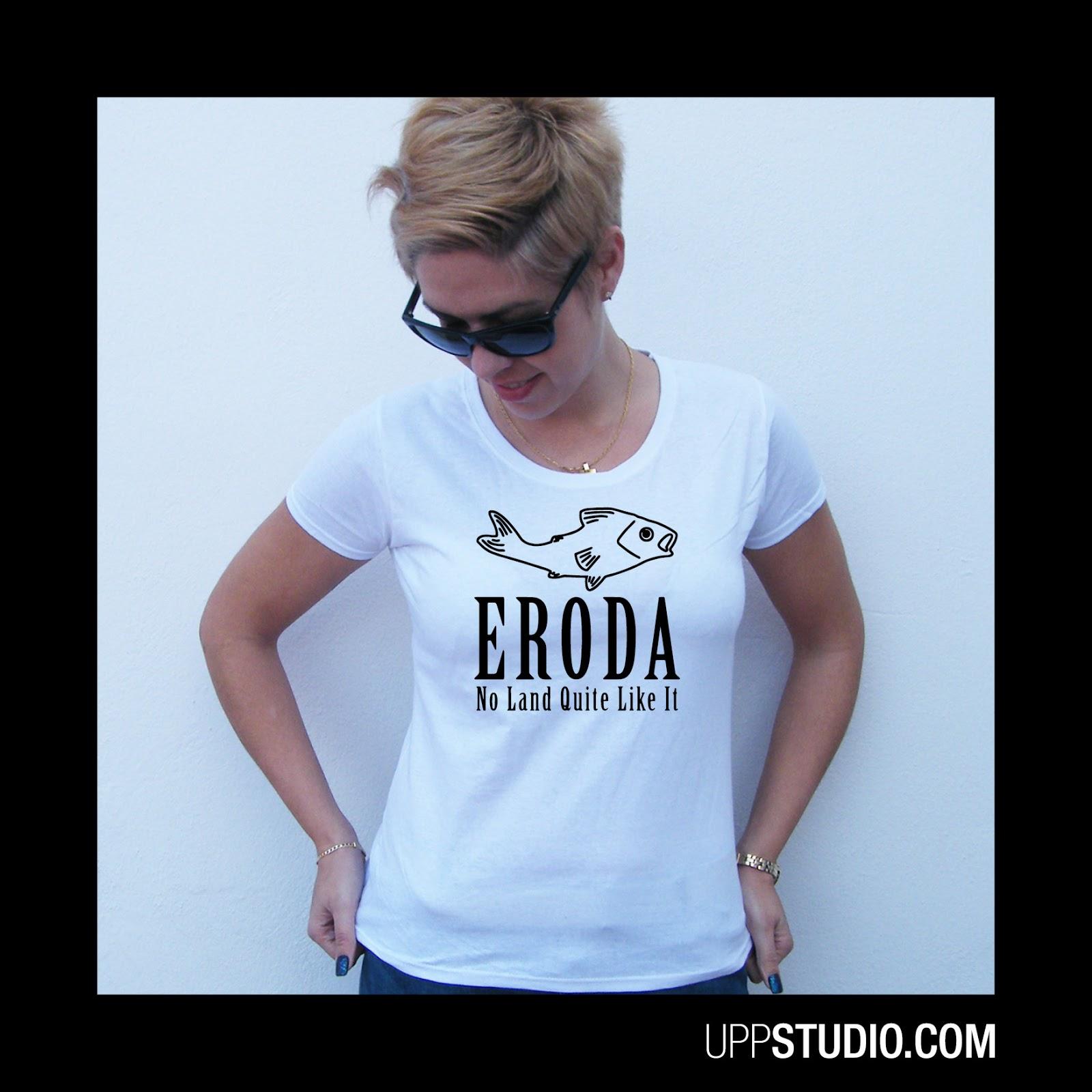 Camiseta Eroda Harry Styles   UppStudio