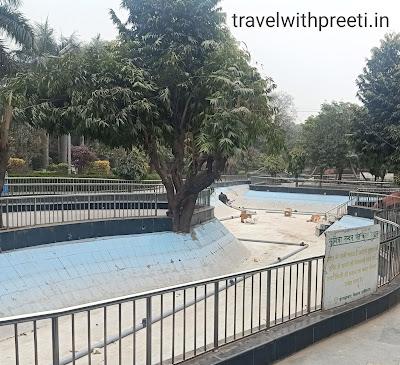 हाथी पार्क इलाहाबाद - Hathi park Allahabad