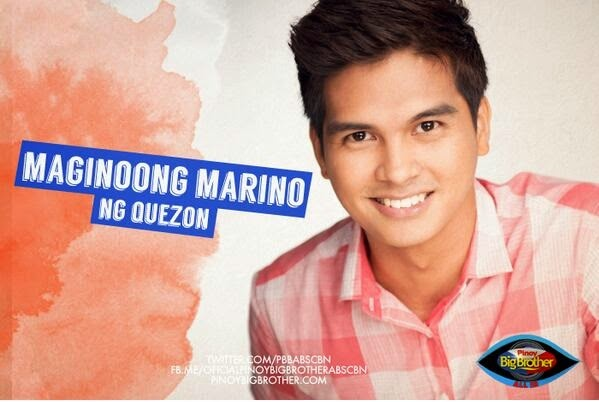"PBB All in housemates photos - Ranty Fortento ""Maginoong Marino"""