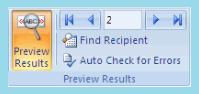 cara membuat mailing list di word