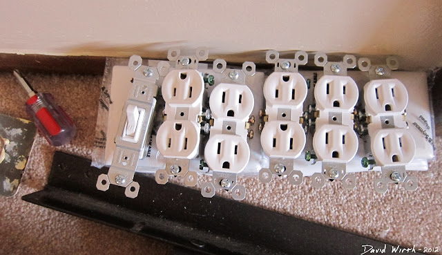 cheap easy replace outlet plugs