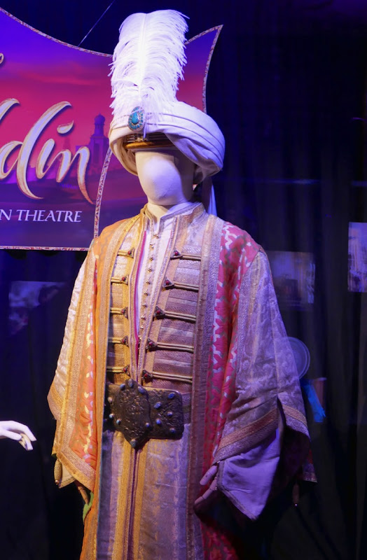 Sultan Aladdin movie costume