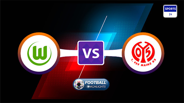 Wolfsburg vs Mainz 05 – Highlights