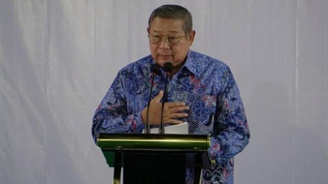 SBY Ajak Rakyat Beri Kesempatan kepada Jokowi-Maruf